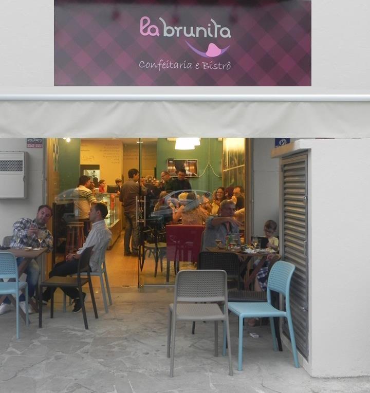 Foto tirada no dia da inauguração. Arquivo de fotos de La Brunita.