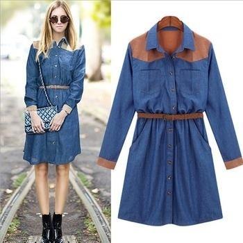 vestido-jeans-patchwork-manga-longa-frete-gratis-importado-13233-MLB20075233762_042014-O