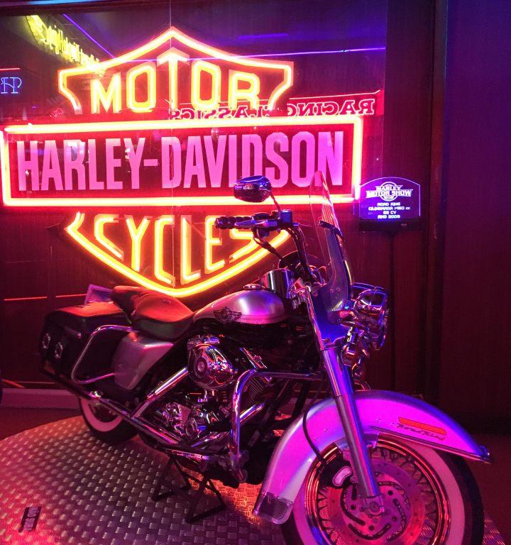 harley motor show 1