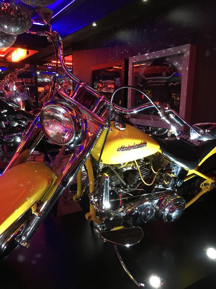 harley motor show 2