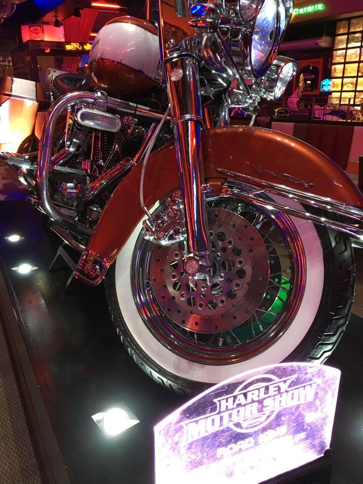 harley motor show 3