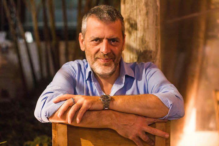 Chef Fabio Di Giannantonio - Foto Bruno Oliveira